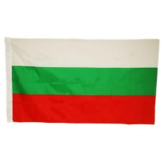 Бългаско знаме 45 х 80 см.