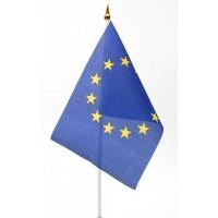 Знаме на Европесйкия съюз 14 х 20 см
