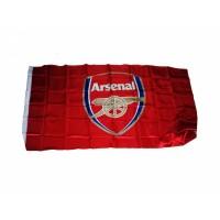 Знаме на Арсенал 90 х 150 см.
