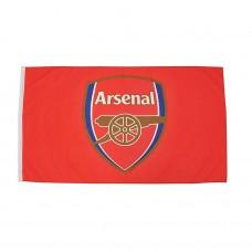 Знаме на Арсенал 90 х 145 см.