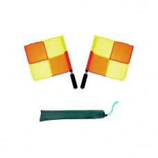 Футболни съдийски флагове - 2 броя