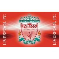 Знаме на Ливърпул 90 х 145 см.