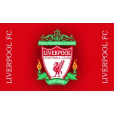 Знаме на Ливърпул 90 х 150 см.
