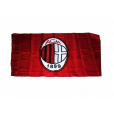 Знаме на Милан 90 х 150 см.