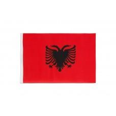 Знаме на Албания 19 х 30 см.