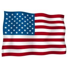 Знаме на САЩ 90 х 150 см