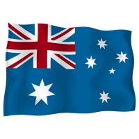 Знаме на Австралия 90 х 150 см