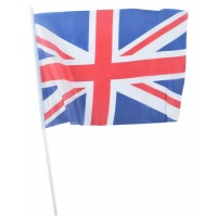 Знаме на Великобритания 19 х 28 см.
