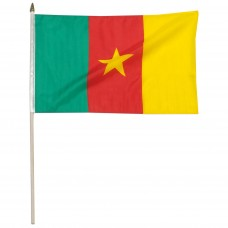 Знаме на Камерун 20 х 30 см