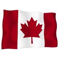 Знаме на Канада 90 х 145 см