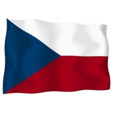 Знаме на Чехия 90 х 145 см
