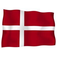 Знаме на Дания 90 х 150 см.