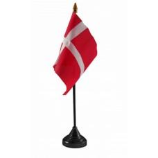 Знаме на Дания 14 х 21 см.