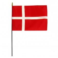 Знаме на Дания 20 х 30 см