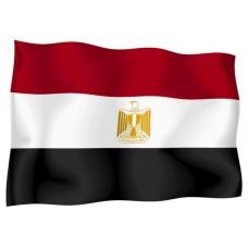 Знаме на Египет 90 х 155 см