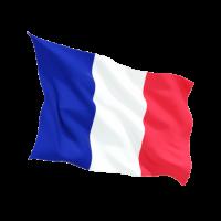 Национално знаме на Франция 60 х 95 см