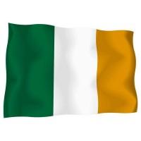 Знаме на Ирландия (Ейре)  90 х 150 см