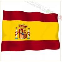 Национално знаме на Испания 60 х 90 см