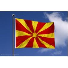 Знаме на Македония 90 х 150 см.