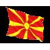 Знаме на Македония 90 х 145 см.