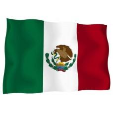 Знаме на Мексико  90 х 150 см