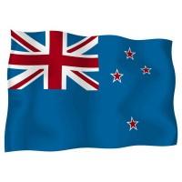 Знаме на Нова Зеландия 90 х 150 см