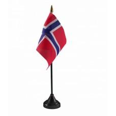Знаме на Норвегия 14 х 21 см.