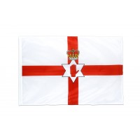 Знаме на Северна Ирландия 19 х 30 см.