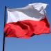 Знаме на Полша 90 х 145 см