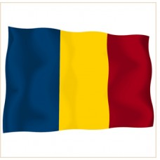 Знаме на Румъния 19 х 30 см.
