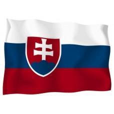 Знаме на Словакия 90 х 150 см