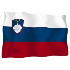 Знаме на Словения 90 х 150 см