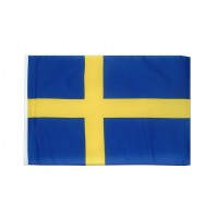 Знаме на Швеция 20 х 30 см.
