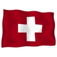 Знаме на Швейцария 90 х 150 см