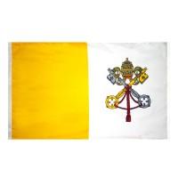 Знаме на Ватикана 20 х 30 см