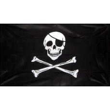 Пиратско знаме 60 х 90 см.